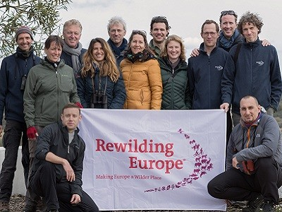 A new year means a new outlook for Rewilding Europe!