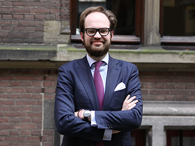 Mede-oprichter van Deedmob Hendrik-Jan Overmeer is de kersverse DDB-Expert Vrijwilligers.