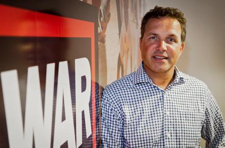 Bernard Uyttendaele verlaat War Child
