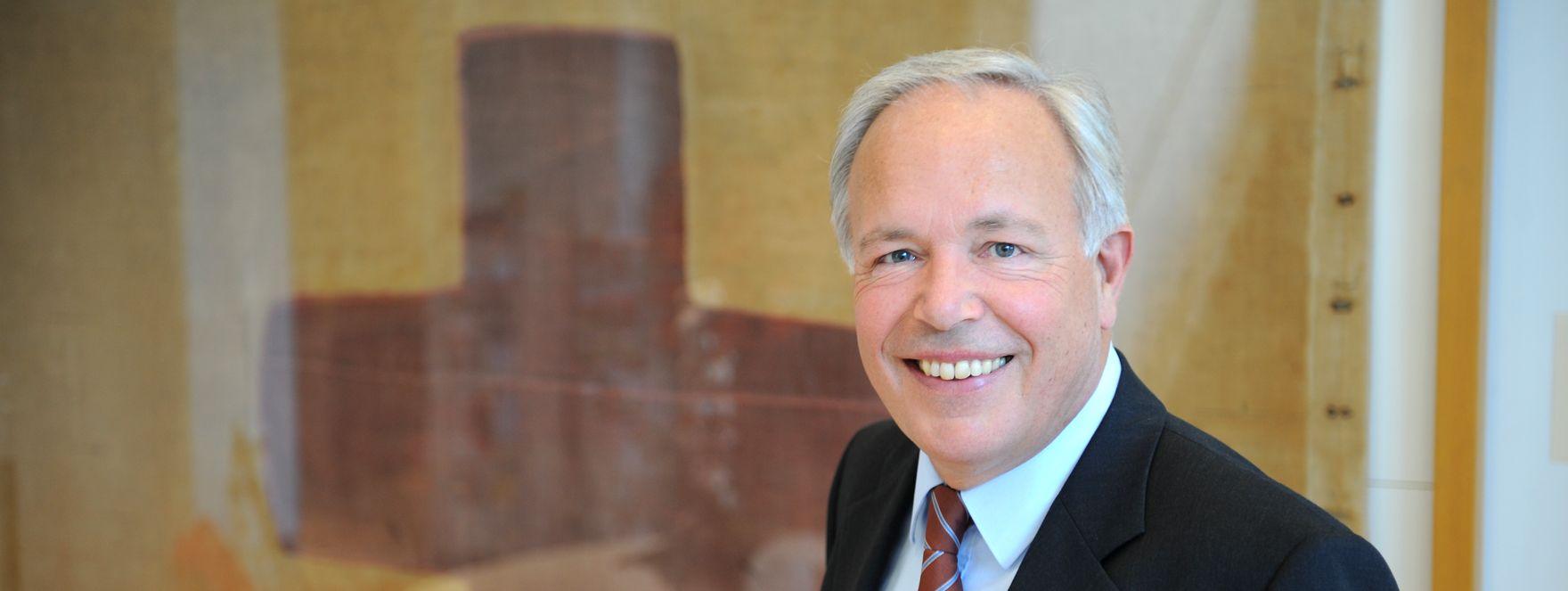 Breederveld nieuwe interim-voorzitter CBF