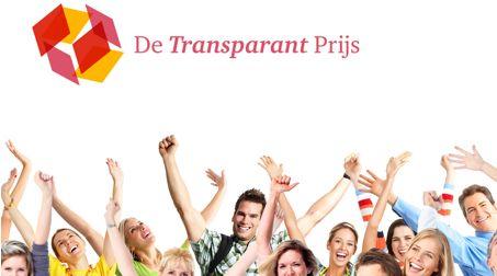 Transparant Prijs 2015 helemaal in teken van impact.