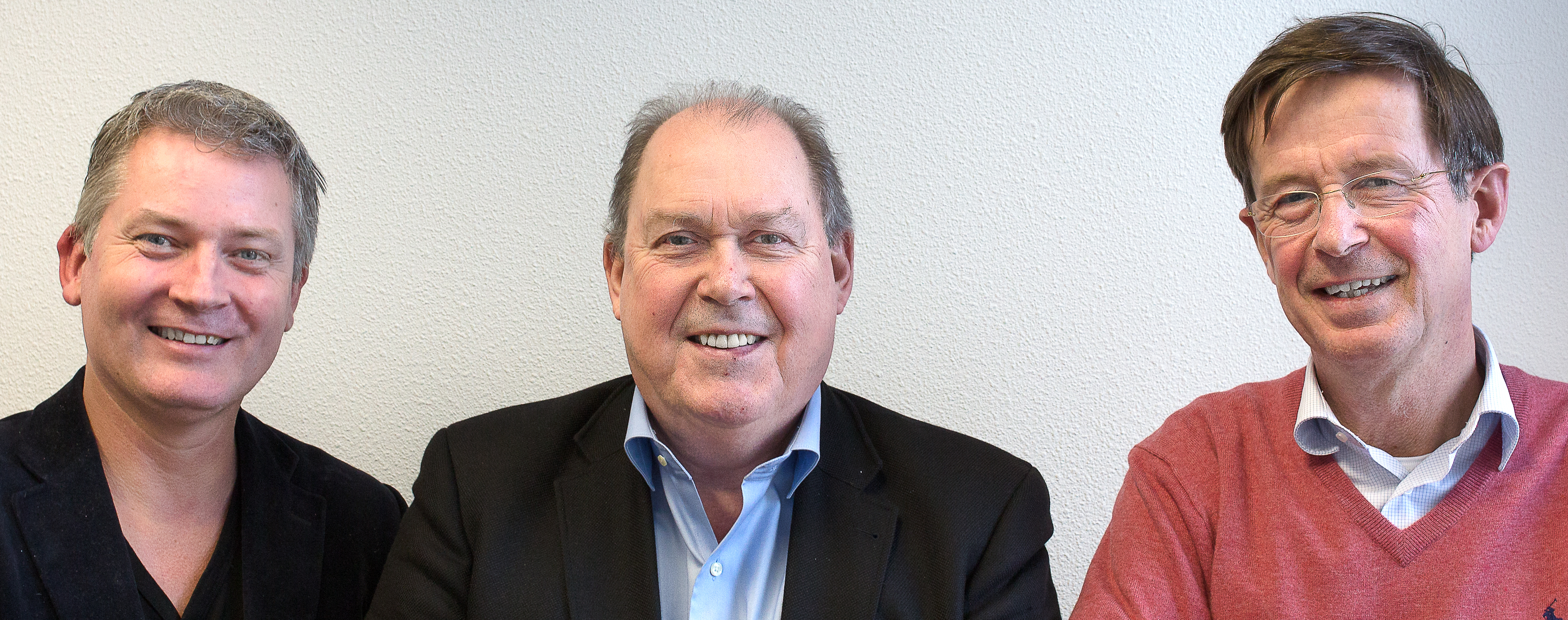 Het bestuurlijk testament van Hans Stam, Hans Geels en Jan Jaap de GraeffHoog tijd voor charity pride