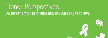 Donateurs geven vaker aan non profits die impact communiceren