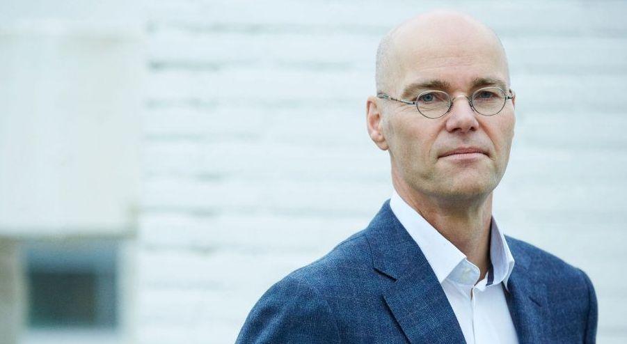 Gijs de Vries nieuwe directeur Nederlandse Rode Kruis