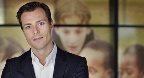 Jasper Kuipers, adjunct-directeur van Vluchtelingenwerk, is verrast door de grote stroom aanmeldingen.