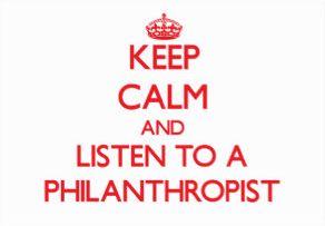Kwalitatief onderzoek: 'de' filantroop bestaat niet (of toch?)