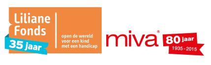 Liliane Fonds en MIVA bundelen krachten