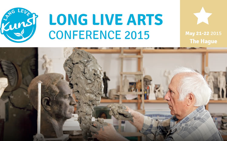 Long Live Arts: Europese conferentie over ouderen en cultuurparticipatie