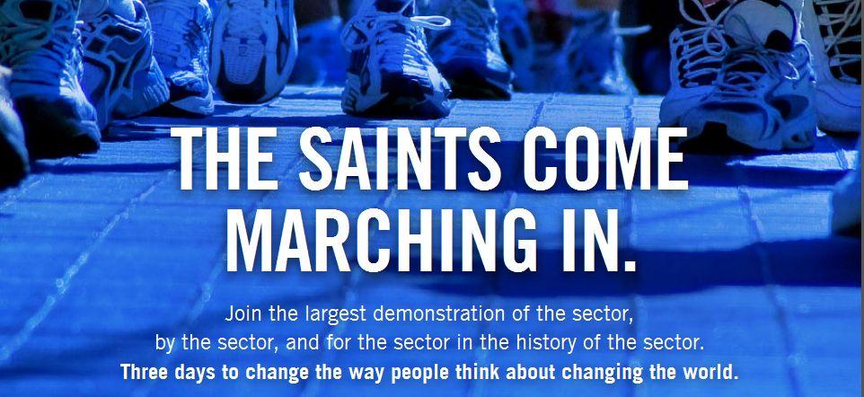 Charity Defense March: voor en door de filantropiesector