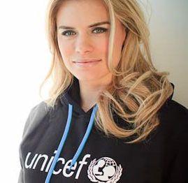 Nicolette van Dam trekt zich terug als ambassadrice van Unicef
