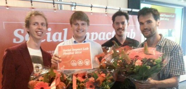 Drie winnaars PwC's Social Impact Lab