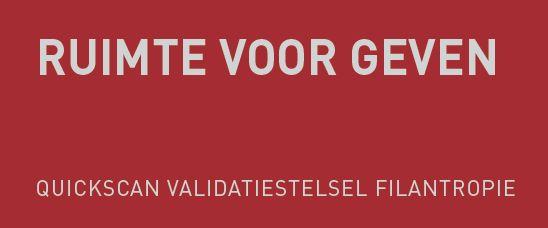 Tweede Kamer geïnformeerd over validatiestelsel