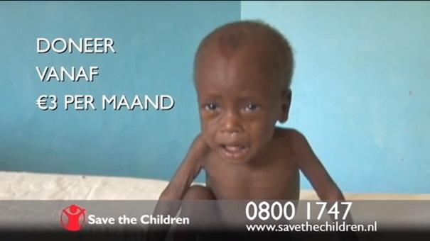 Klacht ingediend tegen filmpje Save the Children