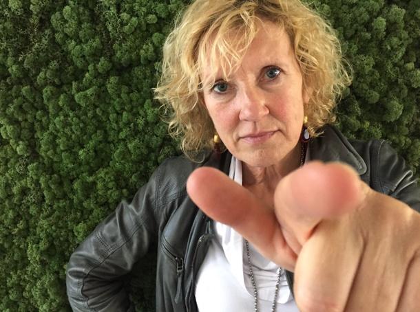 Simone Filippini, directeur Cordaid:'Bezuinigingen op OS raken kant noch wal'