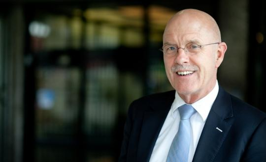 Theo Schuyt in inaugurele rede: 'Sector filantropie nog onvolwassen'