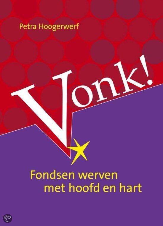 Presentatie over bestseller 'Vonk!' tijdens Vakmiddag Fondsenwerving