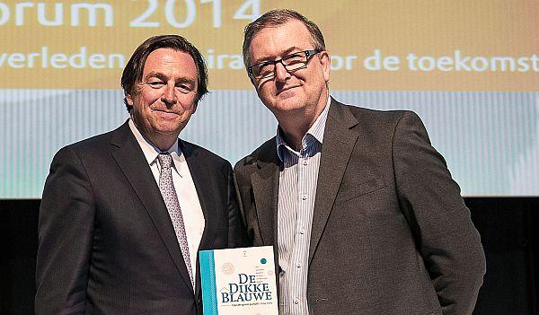 'Super-commissaris' Hans Wijers vereerd met 10e plaats Hot Hundred