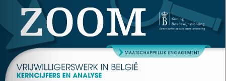 Vrijwilligerswerk in Belgie: jongeren van 20 tot 24 jaar wijden er de meeste tijd aan!