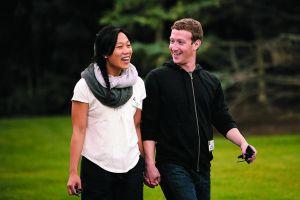 Mark Zuckerberg grootste gever in VS