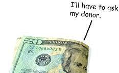 Donorgestuurde fondsen populair in VS