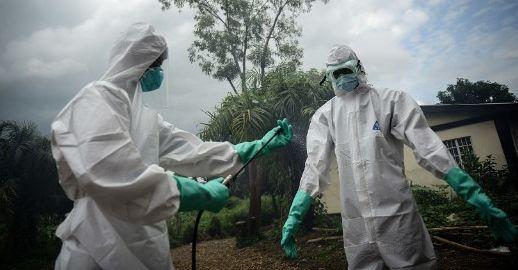 Weinig giften tegen ebola