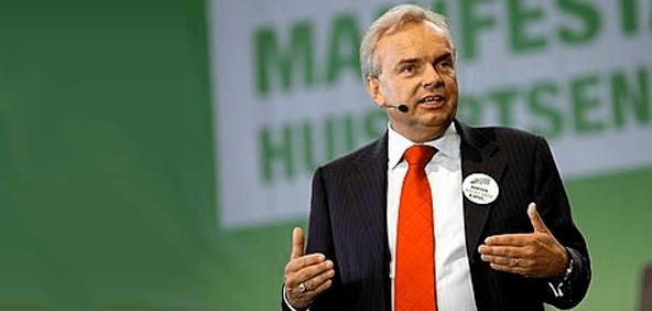 Voorzitter Van Eijck verlaat SBF in transitie