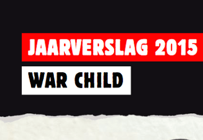 War Child jaarverslag