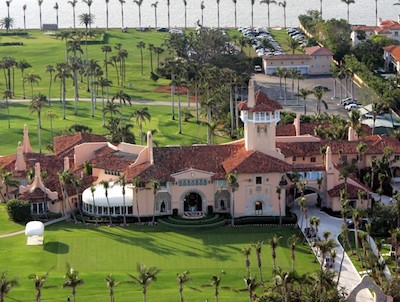 Het Mar-a-Lago resort in Florida
