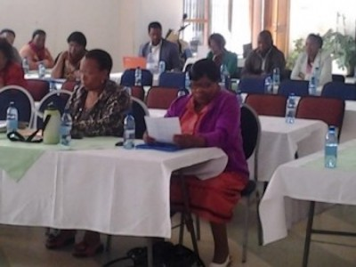 Contractuitbreiding voor performance based financing project in lesotho
