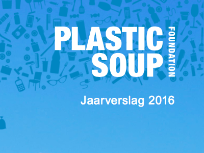 Jaarverslag Plastic Soup Foundation