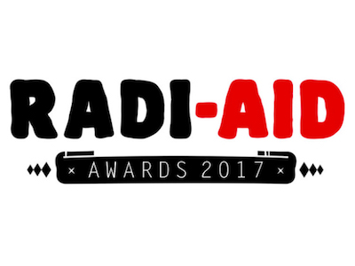 De Golden Radiator Award ging naar War Child voor de beste campagne (Batman). De video van Ed Sheeran voor Comic Relief werd 'beloond' met een Rusty Radiator voor de slechtste campagne.