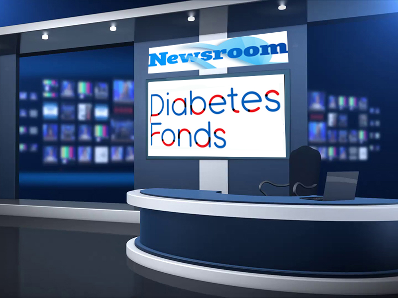 Welkom in de Newsroom van... Diabetes Fonds