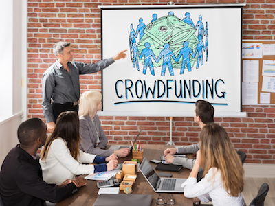 Gratis workshop Crowdfunding van PIFWorld