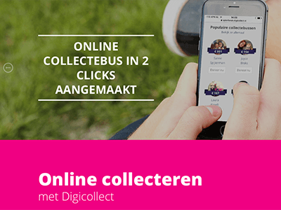 Tikkie en Digicollect