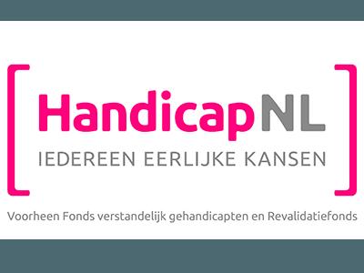 Fonds verstandelijk gehandicapten en Revalidatiefonds samen verder als HandicapNL