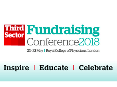 Third Sector's Fundraising Conference 2018