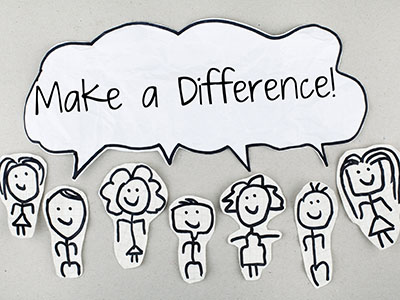 A Changing Donor series: how can you make a difference using impact?