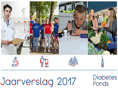 Jaarverslag Diabetes Fonds