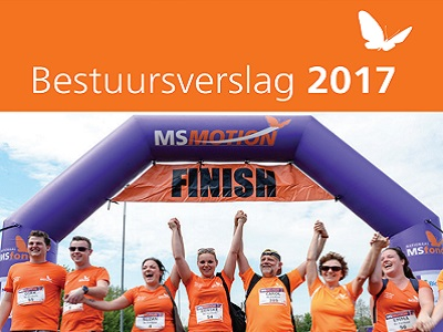 Jaarverslag MS Fonds 2017.