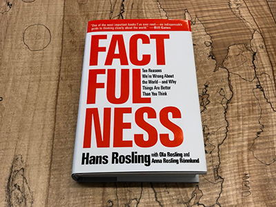Doen feiten er in 2020 nog toe? Factfulness in filantropie.
