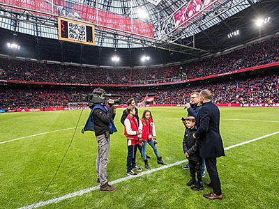 Case: AJAX Charity Matchday