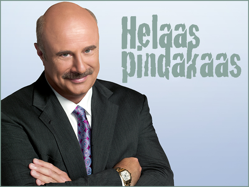 Afbeelding: Dr. Phil: You never solve money problems with money!