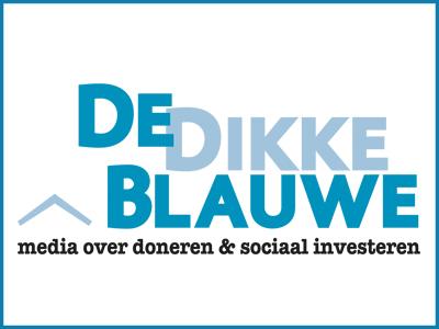 De Dikke Blauwe richt zich primair op individuele influentials en stakeholders