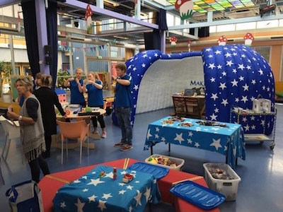 Make-a-Wish Nederland Pop Up Tour