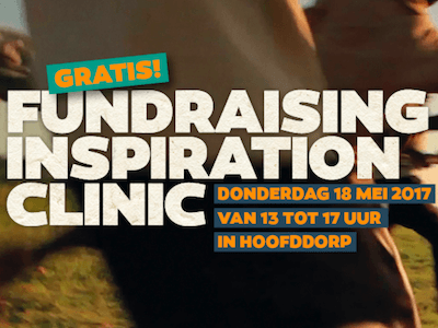 Fundraising Inspiration Clinic