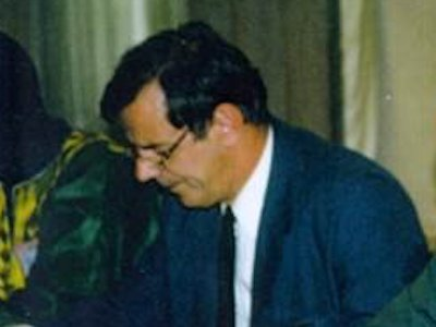 Tom Puls in 1999.