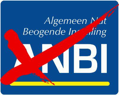 Een intermediair voor kunstenaars mag zich geen ANBI noemen, meent de rechtbank
