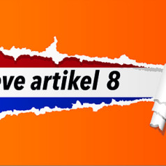 Koester de Vrijheid van Vereniging!
