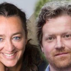 Hanneke Lenkens en Pepijn van Dijk