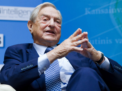 Soros: weggepest uit Hongarije